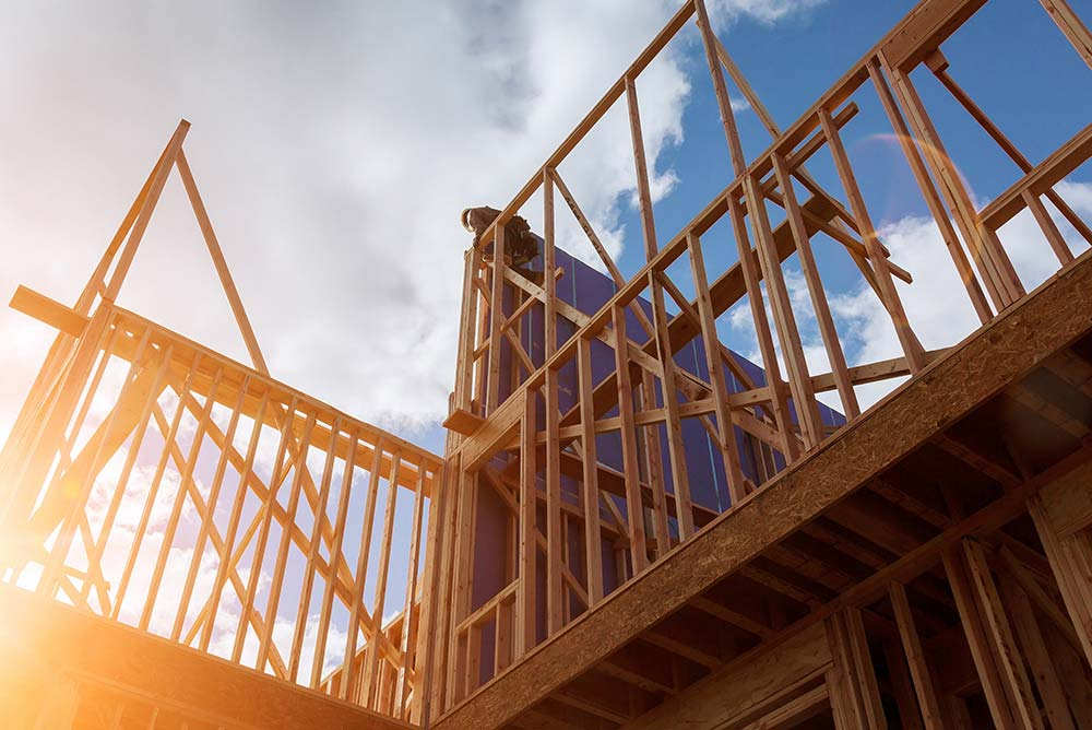 Home Equity Loans & Lines House Frame