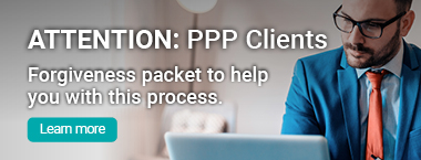 Attention: PPP Clients